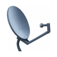 "18"" SATTELITE DISH WITH DSS DUAL LNB"