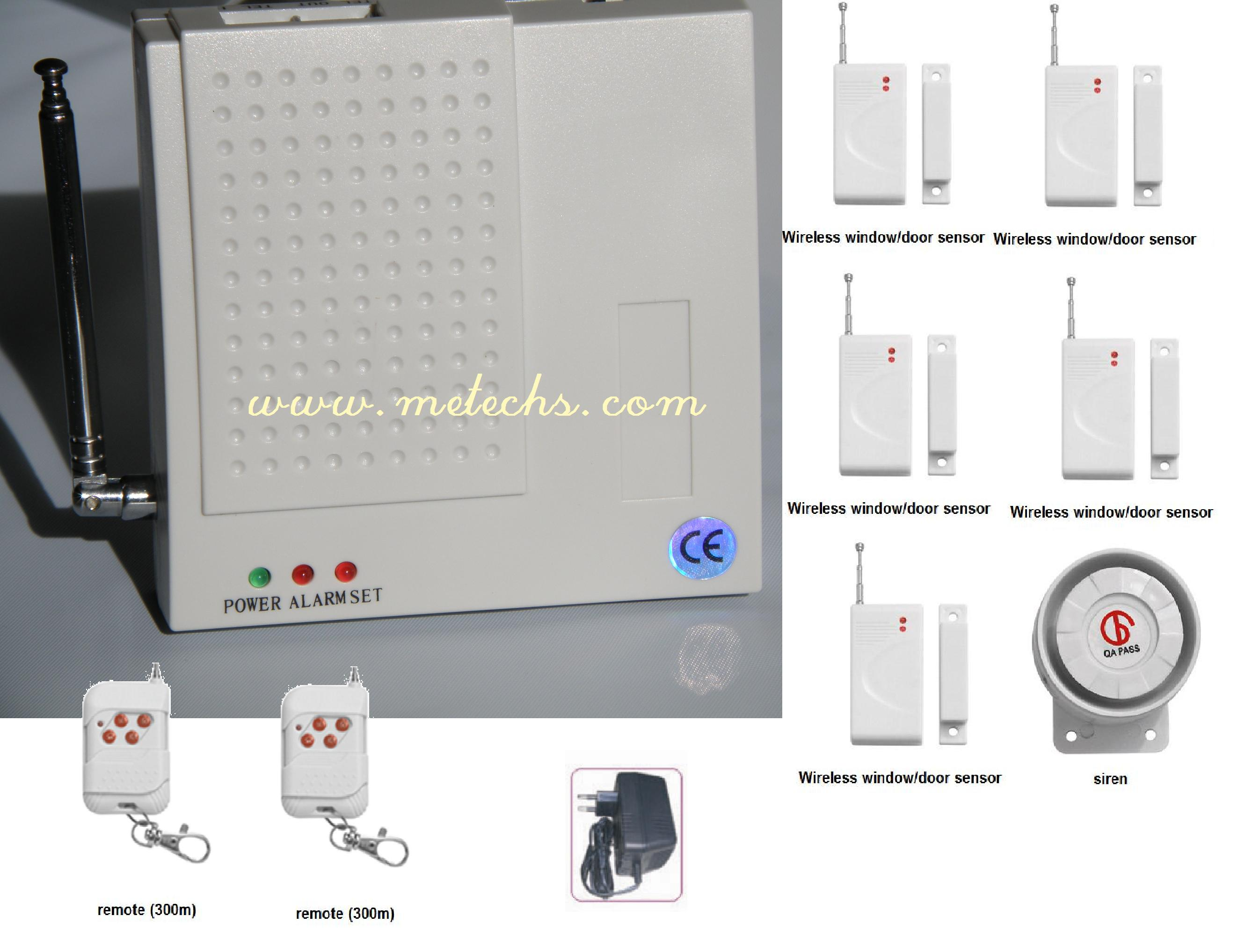 Remote Wall Controller For CL800's Tubular Electric Motor