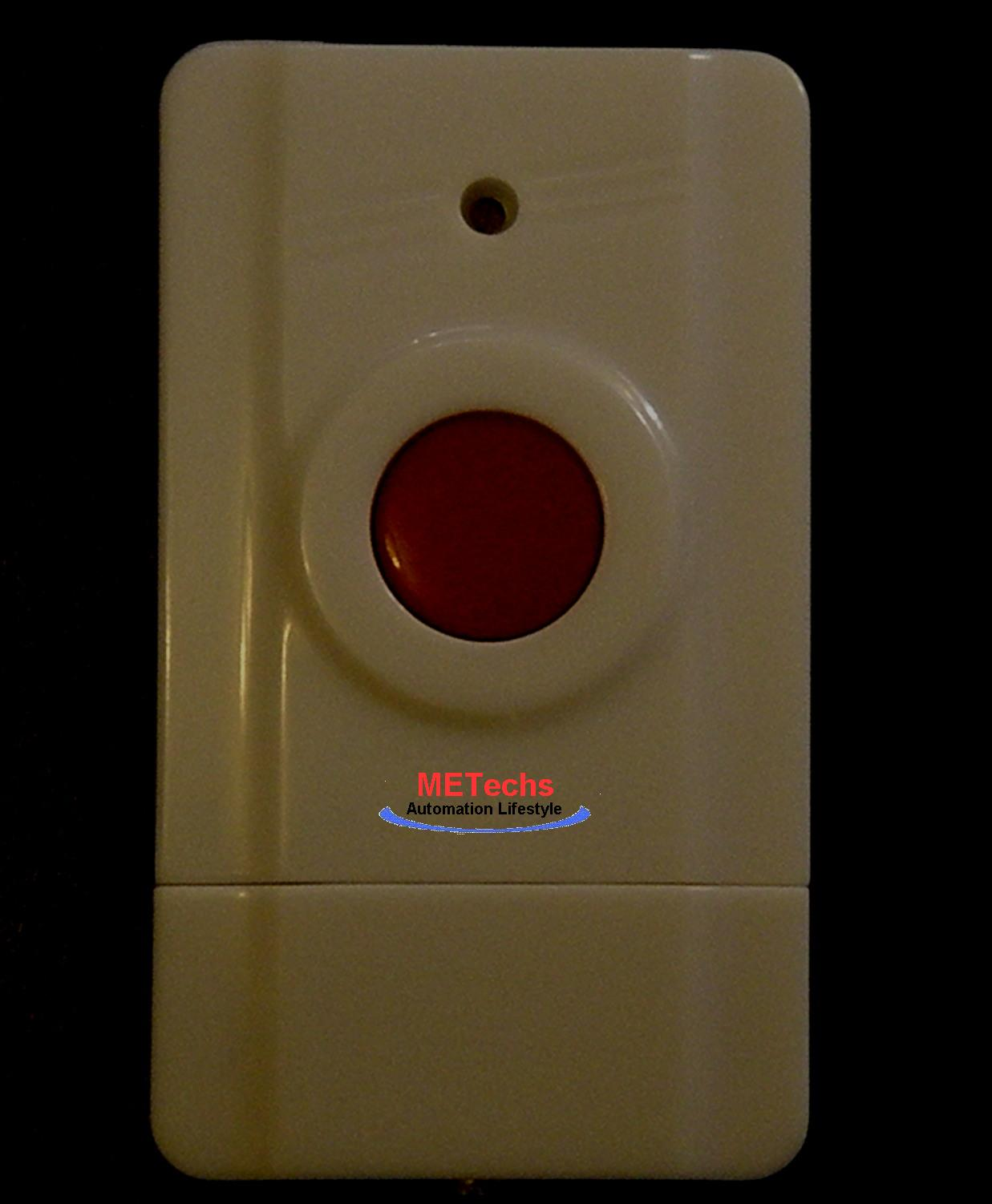 Wireless Panic Button for Security Alarm