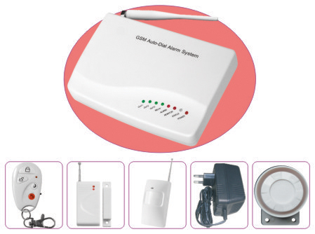 GSM Cellular Security Alarm Dialler No Phone Line Required M3B - Click Image to Close
