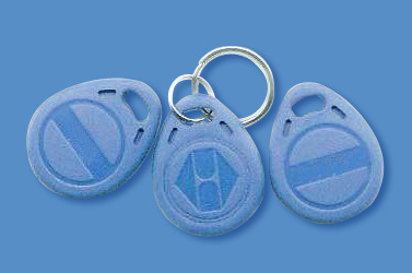 RFID Lock Fob or Badge for Keyless Door Locks